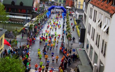 Pair of Course Records Fall at 2019 Half Marathon